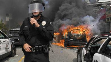 صورة مقتل 25 شخص بسبب 28 حريق في مدينة أوريغون الأمريكية