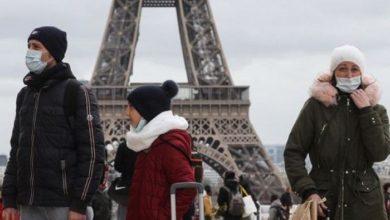 صورة إغلاق المطاعم والحانات لمواجهة كورونا في مرسيليا بفرنسا