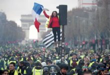 "Photo of تقرير منظمة العفو الدولية يكشف..""فرنسا استغلت كورونا لاعتقال المحتجين"""