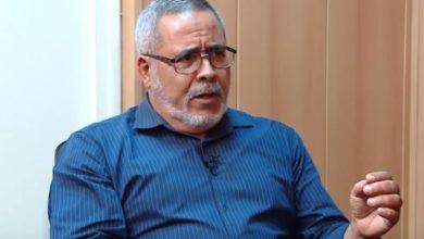 صورة تنصيب عبد العزيز مجاهد مديرا عاما لمعهد الدراسات الإستراتيجية الشاملة