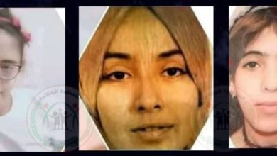 صورة العثور على الفتيات الثلاث المختفيات في باتنة
