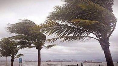 صورة رياح قوية وأمواج عالية بـ 7 مناطق ساحلية غربية غدا الأحد