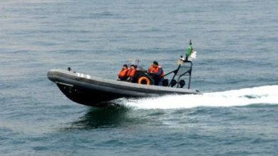 صورة إنقاذ 5 حراقة والبحث متواصل عن 12 آخرين مفقودين