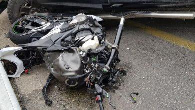 صورة وفاة شخصين في حادث مرور بولاية تيسمسيلت