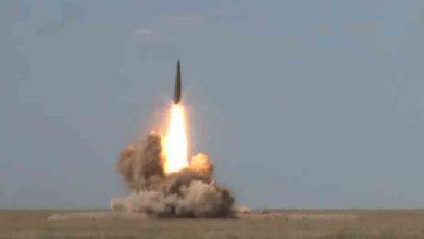 """صورة أول ظهور لصاروخ """"Iskander E"""" في الجزائر"""