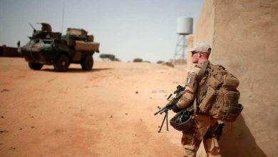 صورة هجوم بالصواريخ على 3 قواعد عسكرية فرنسية في مالي