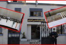 صورة توقيف 3 أشخاص وحجز مخدرات وبنادق صيد بحرية وسيوف بعنابة