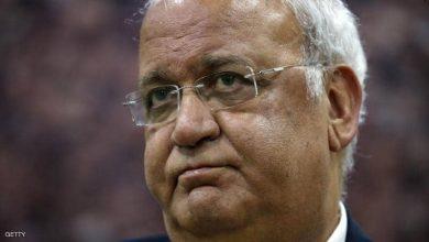 صورة وفاة كبير المفاوضين الفلسطينيين صائب عريقات بفيروس كورونا