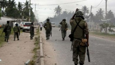 صورة الجزائر تدين الاعتداءات الإرهابية التي وقعت في شمال الموزمبيق
