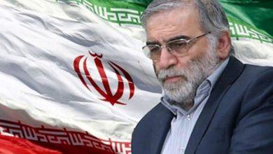 صورة إغتيال عالم نووي إيراني بطهران