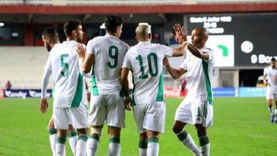 صورة التلفزيون الجزائري يعلن عدم نقل مباراة الخضر مع زيمبابوي