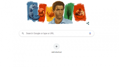 صورة غوغل يحتفل بعيد ميلاد احمد زكي امبراطور السينما العربية