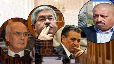 صورة 14 سنة سجنا نافذا ضد طحكوت و5 سنوات لأويحي وسلال