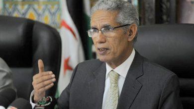 صورة وزير الخارجية الصحراوي: لا نهاية للحرب إلا بنهاية الاحتلال المغربي
