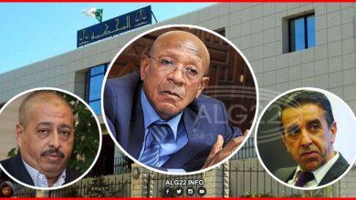 صورة محكمة تيبازة: 4 سنوات حبسا نافذة في حق عبد القادر زوخ