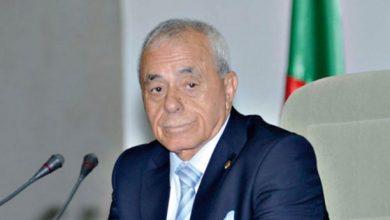 صورة وفاة رئيس المجلس الوطني الشعبي سابقا  المجاهد سعيد بوحجة