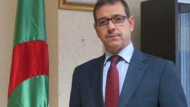 صورة وفاة قنصل الجزائر بسانت ايتيان لسبط أحمد