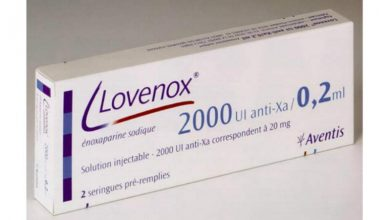 """صورة الجزائر تعاني من ندرة أحد أدوية البروتوكول العلاجي لوباء كورونا """"لوفـينوكس"""""""