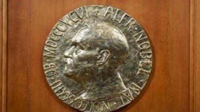 صورة تأجيل جائزة نوبل للسلام بسبب كورونا