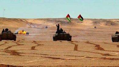 صورة الجيش الصحراوي: خسائر في أرواح ومعدات الجيش المغربي والقصف مستمر