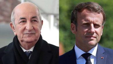صورة هذا ما قاله ماكرون عن الجزائر والرئيس تبون