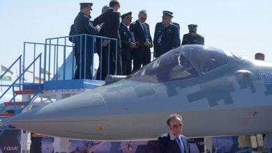 صورة صفقة سوخوي-57 الجزائرية تثير رعب المخزن المغربي