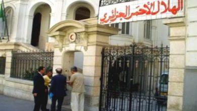 صورة الهلال الأحمر الجزائري يرسل مساعدات للولايات المتضررة من كورونا