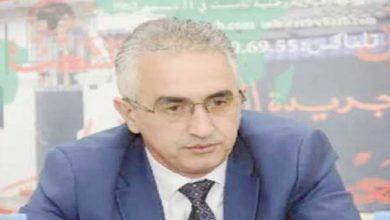 صورة رئيس الإتحادية الجزائرية للمُصارعة في ذمة الله