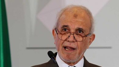 صورة شرفي: إبداء الرأي إلكترونيا حول استفتاء الدستور خطوة كبيرة للجزائر