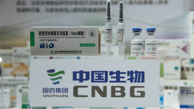 صورة لقاح كورونا متوفر بأول دولة عربية .. المضاد الصيني سي إن بي جي