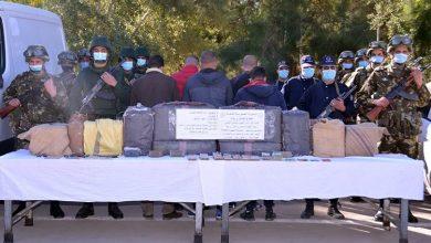 صورة مفارز الجيش توقف 13 عنصر دعم للجماعات الإرهابية