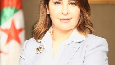 صورة أميرة سليم: استقلت من الأرندي منذ أكثر من سنة