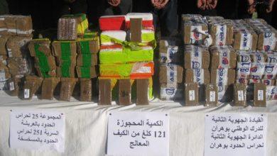 صورة مفارز الجيش تتمكن من حجز 49 قنطار من المخدرات خلال أسبوع