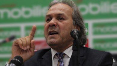 صورة ماجر: لهذا السبب لم أرفع شكوى للفيفا ضد الاتحادية الجزائرية
