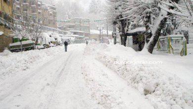 صورة هذه هي الطرق الولائية والوطنية التي تسبب تساقط الثلج الكثيف بغلقها