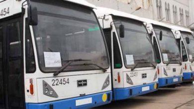 صورة المدير العام للإيتوزا: النقل في العاصمة يحتاج إلى ألفين حافلة جديدة