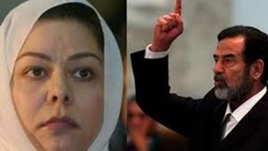 """صورة رغد صدام حسين تستذكر """"أمجاد"""" والدها وتلهب مواقع التواصل الإجتماعي"""