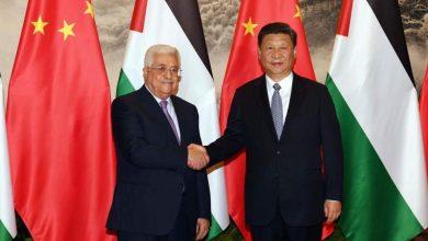 صورة الرئيس الصيني يجدد دعم بلاده للقضية الفلسطينية العادلة