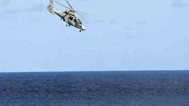 صورة وزارة الدفاع: استشهاد كل طاقم المروحية