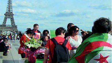 صورة الجالية الجزائرية في الخارج تطالب بفتح الحدود وعودة الرحلات الجوية