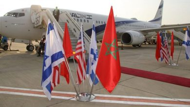 صورة المجال الجوي الجزائري مغلق أمام رحلة تل أبيب الرباط