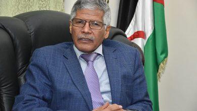 صورة السفير الصحراوي بالجزائر: خطاب الرئيس تبون يبشر الشعوب المناضلة بشموخ الجزائر