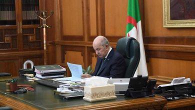 صورة رئيس الجمهورية يوقع اليوم على قانون المالية لسنة 2021