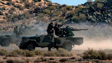 صورة الجيش الصحراوي يواصل قصفه لمواقع قوات المخزن لليوم الـ23 على التوالي