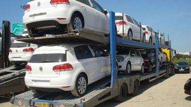 صورة الشروع في منح الإعتمادات المؤقتة لاستيراد السيارات اليوم الأحد