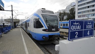 صورة هذه هي مواقيت حركة النقل بالقطارات