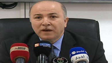 صورة وزير المالية: تم وضع مرسوم يحدد البضائع المسموح لها بالتنقل