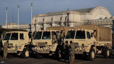 """صورة أمريكيون يصفون تدخل القوات الخاصة في العملية الأمنية لواشنطن بـ""""الحرب"""""""