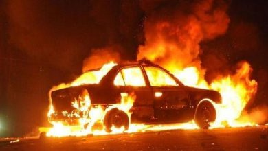 صورة جنود المخزن يصوبون بالخطأ والضحية سيارة تحمل منقبين موريتانيين
