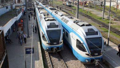 صورة الأسنتياف تكشف عن أسباب تأخر القطارات عن مواعيد إقلاعها